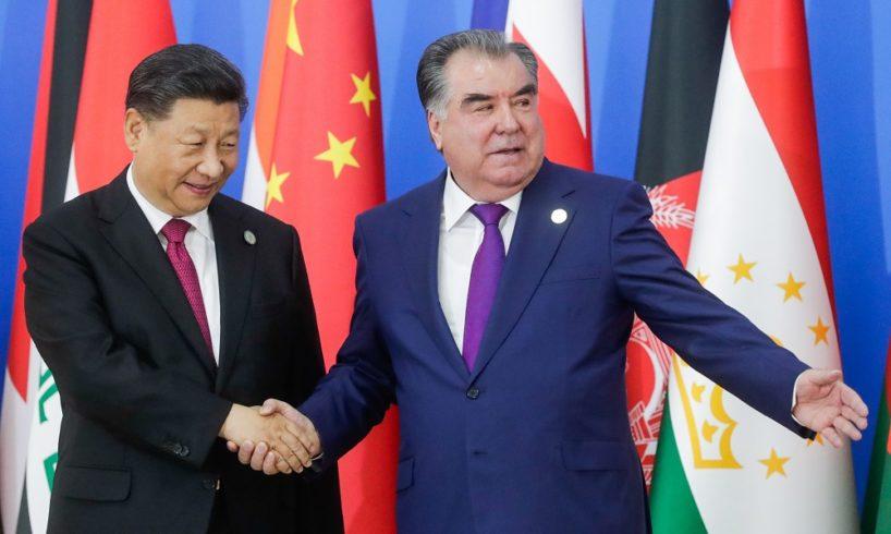 Китай  продолжает медленно, но верно выкачивать из недр Таджикистана полезные ископаемые в качестве платы за ранее предоставленные кредиты